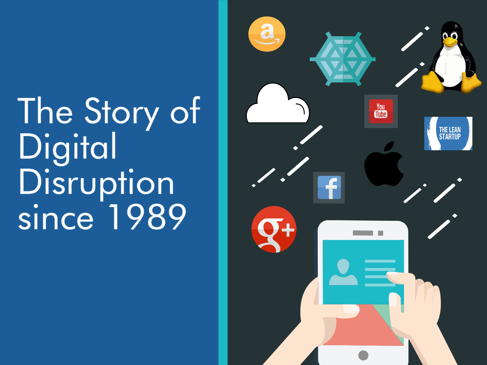 The Story of Digital Disruption