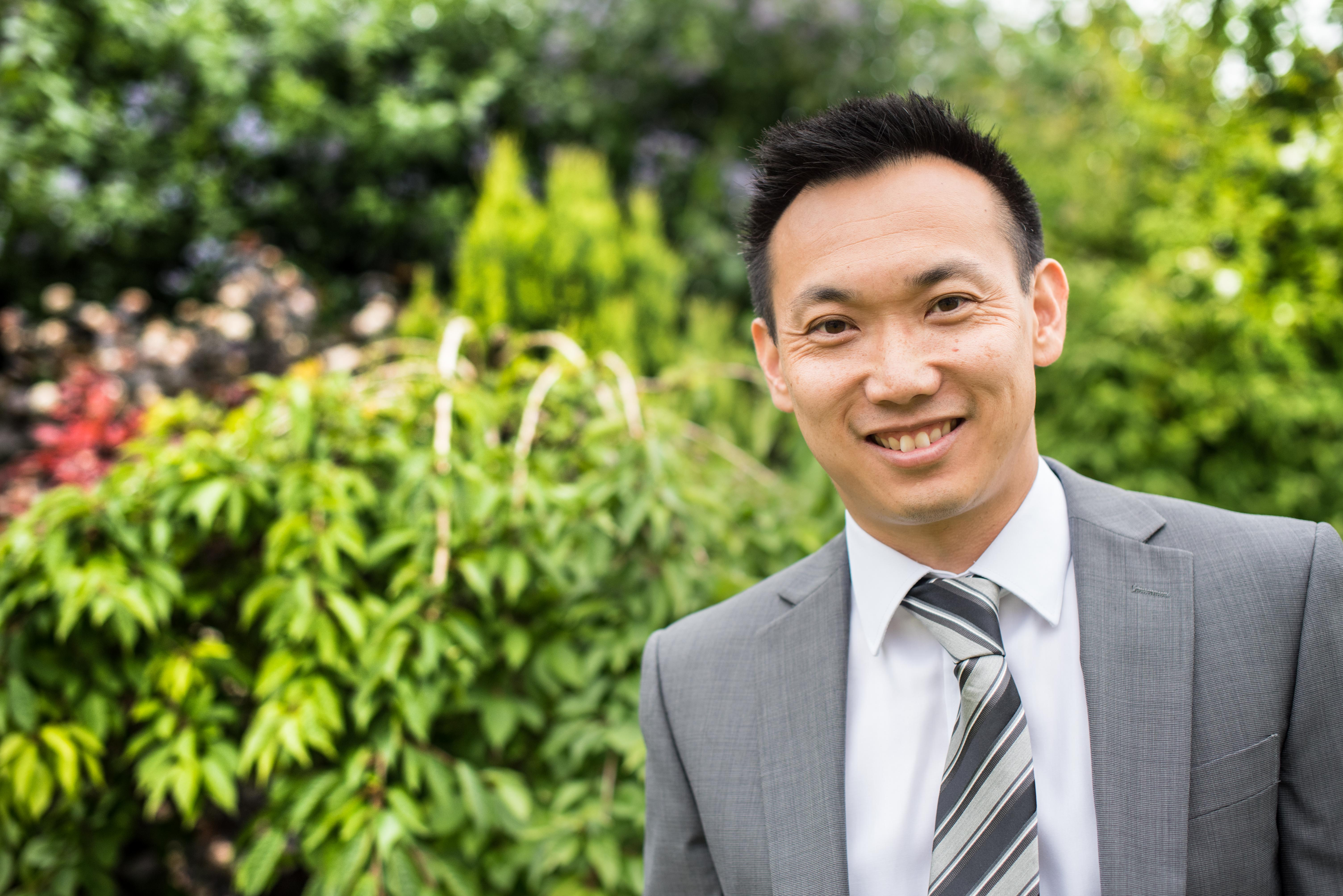 Business Innovators Interview with Simon Chan